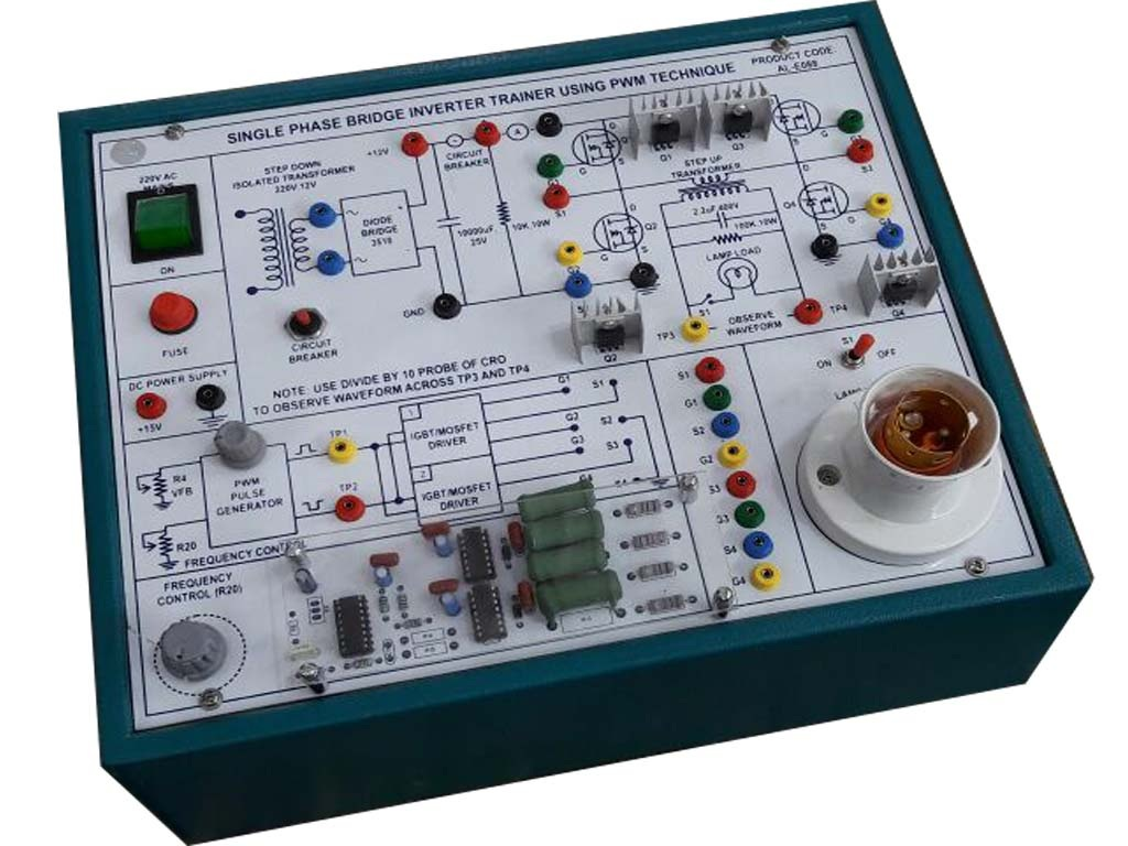 Electronic Training Labs Great Installation Of Wiring Diagram Basic Electrical Circuit On Electronics Engg Trainers Kits Manufacturers Rh Acumenlabware Com Board