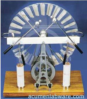 wimshurst machine kit