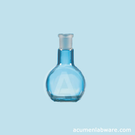 Conical Glass Erlenmeyer Flasks for Mixing  Storing Liquids
